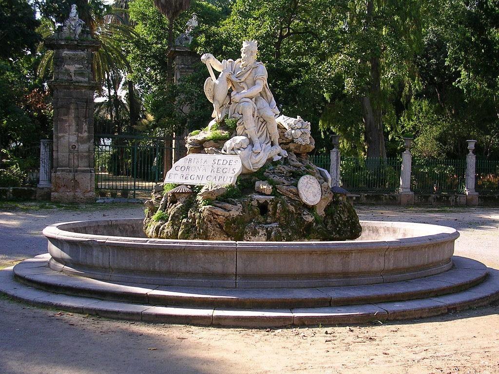 Il Genio di Palermo, il genius loci della città